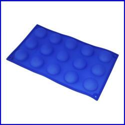 Форма силиконовая Полусфера 15 ячеек 3,5 см. 1