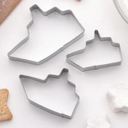 Формочка для печенья Кораблик 3 шт. 1