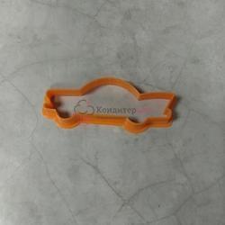 Формочка для печенья Машина 9х3 см. 1