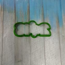 Формочка для печенья Облачко 12х6 см. 1