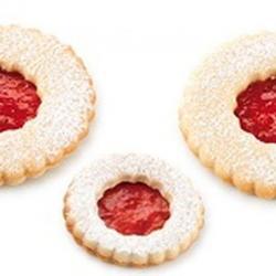 Формочка для печенья 2-стор. Цветы 3 шт. пластик 4