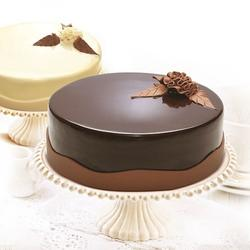 Ганаш Горький шоколад 45% какао 250 г. Polen Vizyon 1