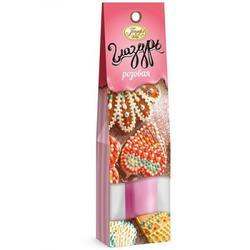 Глазурь кондитерская розовая Парфэ 30 г. 1