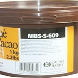 Какао-бобы дробленные Barry Callebaut 100 г. 2