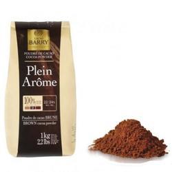 Какао-порошок 22-24% Plein Arome 200 г. Callebaut 1