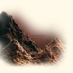 Какао-порошок 22-24% алкализованный Extra-Brute Barry Callebaut 1 кг. 2
