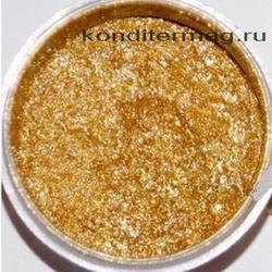 Краситель сухой блестящий Золотое сияние 5 г. 2