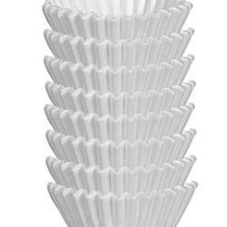 Форма для кексов бумажная 2,5х1,5 см. 200 шт. Белая Tescoma 1