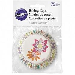 Форма для кексов бумажная круглая Очарование 5 см. Wilton 75 шт. 1