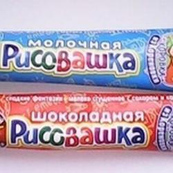 Карандаш Рисовашка шоколадная 50 г., 1