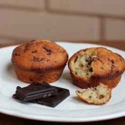 Смесь для кекса и маффинов Шоколад Банан Полен Визьен 200 г. 1