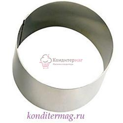 Форма Кольцо 20х12 см. 1