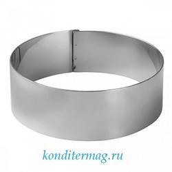 Форма для выпечки и выкладки Круг 24х10 см. Аиси 1