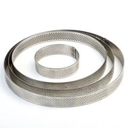 Форма Кольцо перфорир. 10х3 см. Аиси 1