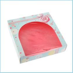 Коробка для пончиков Сюрприз 20х20х5 см. 1