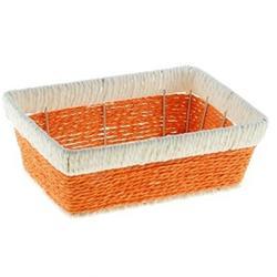 Корзина декоративная Оранж 1