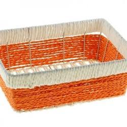 Корзина декоративная Оранж большая 1