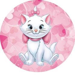 Вафельная картинка Кошечка 1
