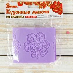 Коврик для кружев Цветы 37,5х7 см. 3