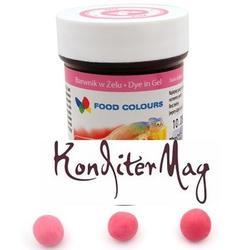 Краситель пищевой Food colours Розовый 35 г. WSG-036 1