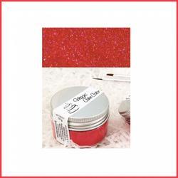 Краситель сухой блестящий плотный Кораллово-красный 10 г. Magic Cake Color 1