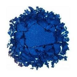 Пищевой краситель сухой Темно-синий жирораств. 10 г. Roha 1