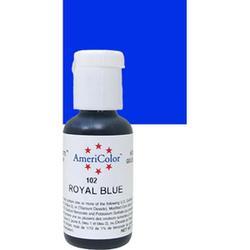 Краситель пищевой AmeriColor Синий королевский (Royal Blue) 21 г. 0258 3