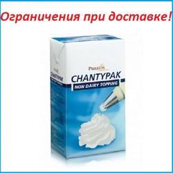 Сливки 27% Шантипак 1л. растительные 1