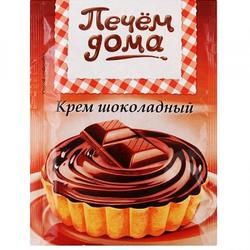 Крем заварной шоколадный 90 г. Печем дома 1