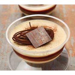 Креманка для десертов Стефания с крышкой 200 мл. 3 шт. 1