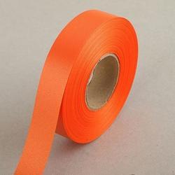 Лента атласная Оранжевая 2 см.х45 м. 1