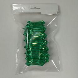 Бордюрная лента для торта Оборка зеленая 55 мм.х1 м. 1