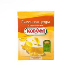 Лимонная цедра Kotanyi 15 г. 1