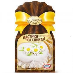 Мастика сахарная 150 г. белая Парфэ 1