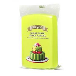 Мастика сахарные Полен 500 г. салатовая 1