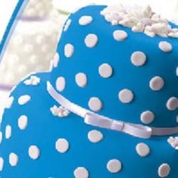 Мастика сахарная Топ Продукт Синяя 600 г. 1