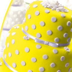 Мастика сахарная Топ Продукт Желтая 600 г. 1