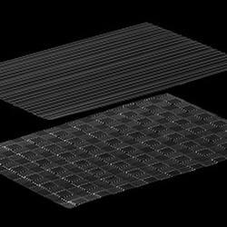 Мат текстурный для мастики 25х18 см. 2 шт. Линии 1