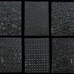 Маты текстурные Волны Modern 6 шт. 2
