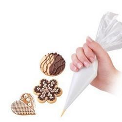 Мешочек для украшения блюд 30 см Tescoma Delicia с мини-насадкой, 6