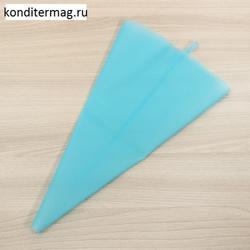 Мешок кондитерский силикон 34х20 см. Синева 1