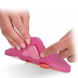 Молд силиконовый Для девочек Delicia Deco 3