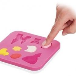 Молд силиконовый Для девочек Delicia Deco 5