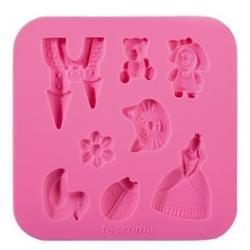 Молд силиконовый Для девочек Delicia Deco 1