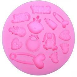 Молд силиконовый Для новорожденного 10 см. 1