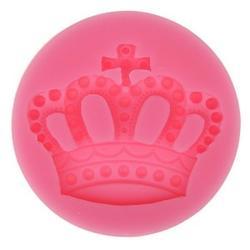 Молд силиконовый Корона 5,5х5,5 см, 1