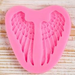 Молд силиконовый Крылья 7 см. 1