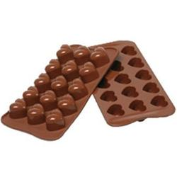 Форма для конфет Изи-шок Монамур Silikomart 1