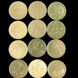 Монета шоколадная Знаки зодиака 6 г. Монетный Двор 1