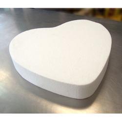 Фальш-ярус для торта 30х7 см. Сердце Pavoni 1